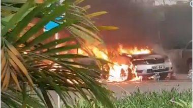 केन्या की राजधानी नैरोबी के एक होटल पर आतंकी हमला, कई लोगों के घायल होने की खबर