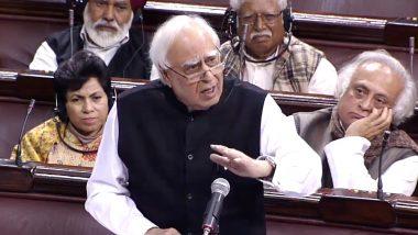 कांग्रेस नेता कपिल सिब्बल का PM मोदी से सवाल, नोटबंदी 'घोटाले' की जांच क्यों नहीं हुई