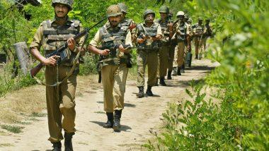 बड़ी खबर: खुफिया एजेंसियों की जानकारी के बाद सुरक्षाबलों ने पुलवामा में शुरू किया सर्च ऑपरेशन, पूरे इलाके को घेरा