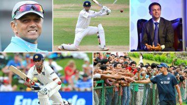 जन्मदिन विशेष: राहुल द्रविड़ की तीन ऐतिहासिक पारियां