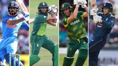 पिछले 10 सालों में सबसे ज्यादा रन बनाने वाले 5 बल्लेबाज