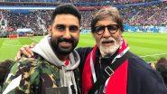 अमिताभ बच्चन के बाद बेटे अभिषेक भी पाए गए कोरोना संक्रमित, परिवार के अन्य सदस्यों की रिपोर्ट आना बाकी