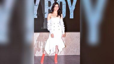 आलिया भट्ट ने ग्वालियर में फिल्म 'कलंक' की शुरू की शूटिंग, सोशल मीडिया पर शेयर की तस्वीर
