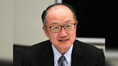 वर्ल्ड बैंक के अध्यक्ष जिम योंग किम ने अपने पद से इस्तीफा देने का किया ऐलान
