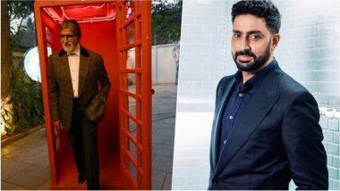 डब्बू रतनानी के साल 2019 के नए कैलेंडर पर दिखेगा अमिताभ बच्चन का हैंडसम स्टाइल, अभिषेक बच्चन ने भी दिखाया स्वैग