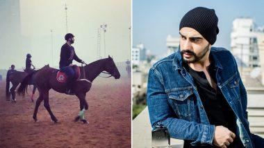 अर्जुन कपूर: फिल्म 'पानीपत' के लिए घुड़सवारी सीखने की प्रक्रिया बेहतरीन रही