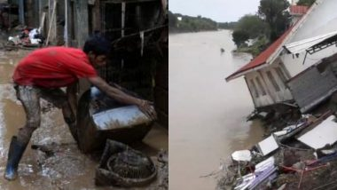 फिलीपींस: चक्रवाती तूफान के बाद बाढ़ और भूस्खलन से 85 की मौत