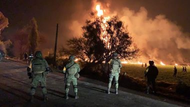 मेक्सिको: पाइपलाइन से तेल चुराने के लिए जमा हुए थे लोग, तभी हो गया भीषण धमाका, 66 की मौत