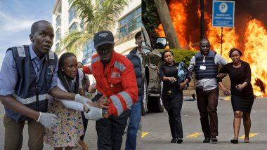केन्या: नैरोबी राजधानी के होटल परिसर में संदिग्ध आतंकवादियों ने किया हमला, 15 की हुई मौत