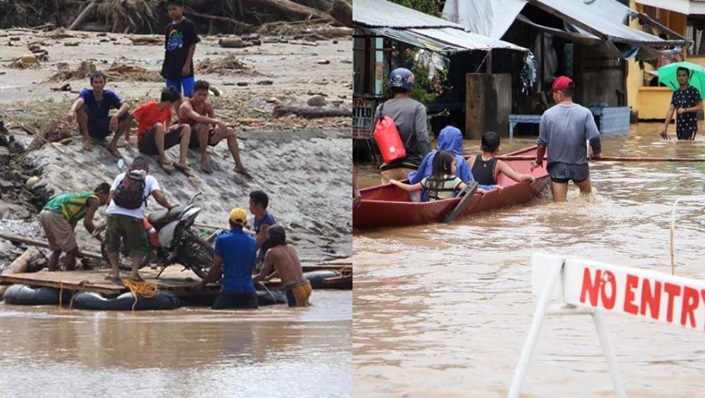 फिलीपीन में क्रिसमस के बाद आए तूफान से मरने वालों की संख्या 126 हुई