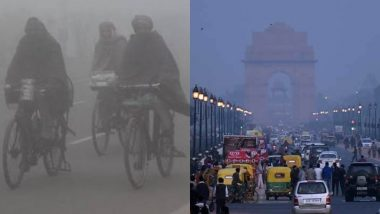 उत्तर भारत की तेज हवाओं ने बढ़ाई ठिठुरन, घने कोहरे और विसिबिलिटी में कमी के कारण ट्रेनें देरी से