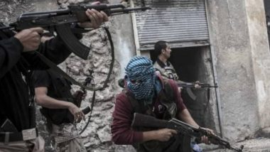 सीरिया: विद्रोहियों और जिहादियों के बीच हिंसक झड़प, 19 लोगो को मौत के घाट उतारा