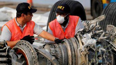 इंडोनेशिया विमान हादसा: खोजी दलों ने लॉयन एयरक्राफ्ट का 'Cockpit Voice Recorder' किया बरामद