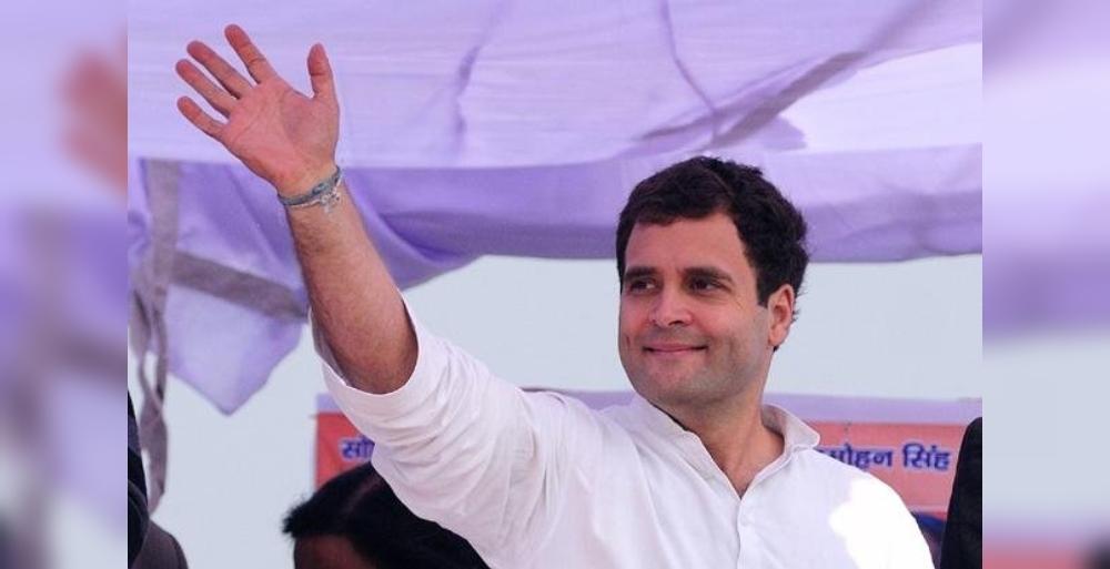 लोकसभा चुनाव 2019: न्यूनतम आय योजना को लेकर कांग्रेस का नया ऐलान, घर की महिलाओं के खाते में जाएंगे 72 हजार रुपए