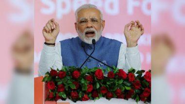 पीएम मोदी ने मेघालय, मणिपुर और त्रिपुरा को स्थापना दिवस पर दी शुभकामनाएं