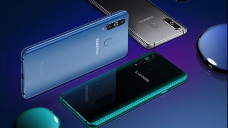 तीन रियर कैमरों के साथ लॉन्च हुआ Samsung Galaxy A9 Pro