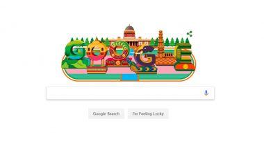 70वें गणतंत्र दिवस पर गूगल ने डूडल के जरिए दिखाई भारतीय संस्कृति की झलक