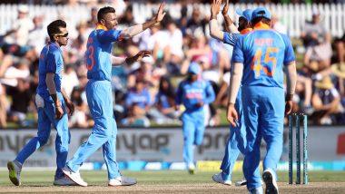 India vs Pakistan, ICC CWC 2019: हार्दिक पांड्या ने पाकिस्तान के कप्तान सरफराज खान का उड़ाया मजाक, देखें वीडियो