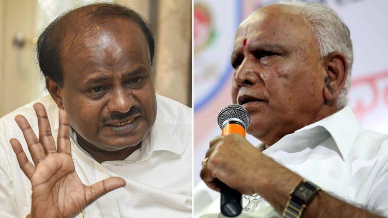कर्नाटक में सियासी ड्रामा जारी: बीएस येदियुरप्पा का दावा, कहा-अगले 4-5 दिन में सरकार बनाएगी बीजेपी