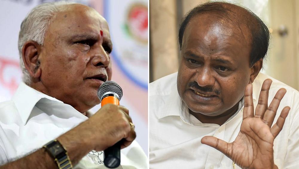 कर्नाटक में सियासी ड्रामा जारी: विधानसभा में धरने पर बीजेपी विधायक,राज्यपाल बोले-शुक्रवार 1.30 बजे कुमारस्वामी साबित करें बहुमत