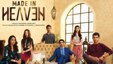 'मेड इन हेवन' का पहला लुक हुआ रिलीज