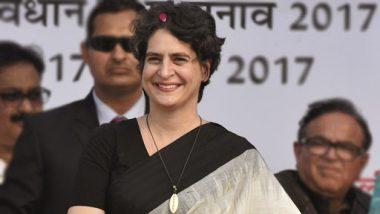 प्रियंका गांधी 4 फरवरी को जाएंगी प्रयागराज, कुंभ में आस्था की डुबकी लगाकर करेंगी अपनी राजनीतिक पारी की शुरुआत