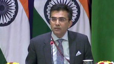 पीएम मोदी के लिए एयरस्पेस नहीं खोलने पर विदेश मंत्रालय के प्रवक्ता रवीश कुमार का पाकिस्तान को करारा जवाब, कही ये बड़ी बात