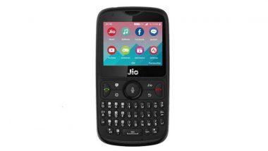 JioPhone-2 सेल: हो जाइए तैयार, आज दोपहर 12 बजे से शुरू होगी बुकिंग, ये होंगे खास फीचर्स