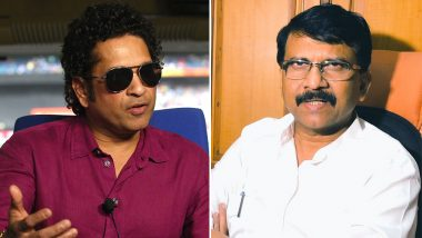 रमाकांत आचरेकर निधन: संजय राउत ने सचिन तेंदुलकर को सरकारी कार्यक्रमों में शामिल होने से किया मना