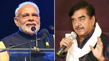 लोकसभा चुनाव 2019: शत्रुघ्न सिन्हा का टिकट कटा, रविशंकर प्रसाद पटना साहिब से लड़ेंगे चुनाव; शाहनवाज हुसैन पर सस्पेंस बरकरार