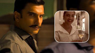 रणवीर सिंह के लिए 'चीयरलीडर' बनी दीपिका पादुकोण, देखें वीडियो