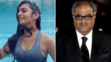 प्रिया प्रकाश की फिल्म 'श्रीदेवी बंगलो' का टीजर देख हैरान हुए बोनी कपूर, निर्देशक को भेजा लीगल नोटिस