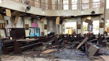 तमिलनाडु के तिरुपोरुर में  गंगाई अम्मान मंदिर पास भीषण धमाका, एक की मौत, चार घायल