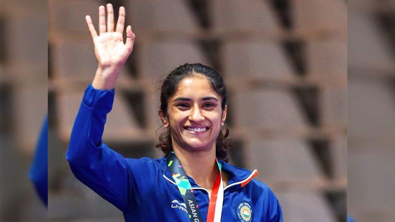 Tokyo Olympic 2020: विनेश फोगाट ने किया क्वालीफाई, कांस्य पदक पर नजरें