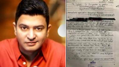 T-Series के मालिक भूषण कुमार पर यौन शोषण का लगा था आरोप, महिला ने लिया केस वापस