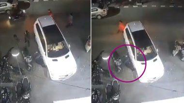 इंदौर में गुंडों का खौफ, व्यापारी की दिनदहाड़े गोली मारकर हत्या, घटना CCTV में कैद