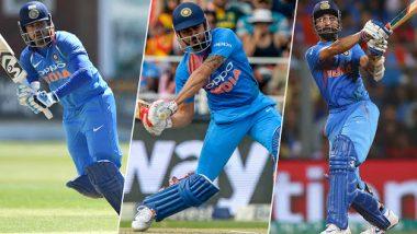 ये 3 भारतीय खिलाड़ी ऑस्ट्रेलिया के खिलाफ वनडे मैच में कर सकते हैं वापसी