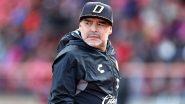 Diego Maradona Passes Away: महान फुटबॉलर डिएगो माराडोना का कार्डिएक अरेस्ट से हुआ निधन