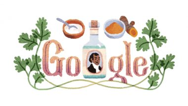 गूगल ने दिया शेक दीन मोहम्मद को डूडल सलाम, यूरोप में चंपी की शुरुआत करने वाले थे पहले भारतीय