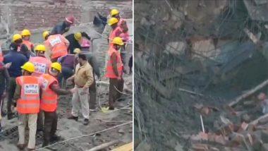 गुरुग्राम में गिरी एक चार मंजिला इमारत, 5 से ज्यादा लोग मलबे में दबे, राहत-बचाव के कार्य में जुटी NDRF की टीम