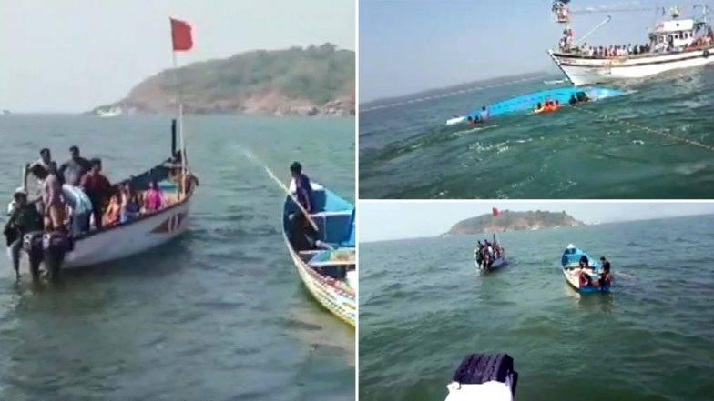 कर्नाटक के काली नदी में लोगों से भरी नाव पलटी, भारतीय नौसेना ने अब तक बरामद किए 16 शव