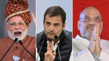 महिला वाली टिप्पणी पर मोदी-शाह ने राहुल गांधी को घेरा, माफी मांगने को कहा
