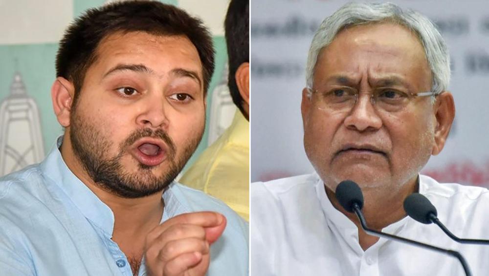 तेजस्वी यादव ने नीतीश कुमार को बताया बिहार की मीडिया का ब्यूरो चीफ, जानिए वजह