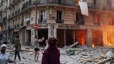 भीषण धमाके से दहला मध्य पेरिस, सैकड़ो की संख्या में लोग घायल- अलर्ट जारी