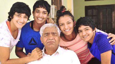 गीता और बबीता के पिता महावीर सिंह फोगाट उतरे सियासी मैदान में, इस पार्टी ने दिया बड़ा पद