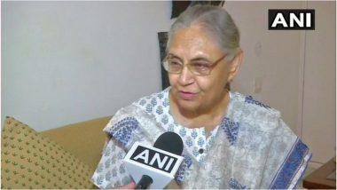 शीला दीक्षित को मिली दिल्ली प्रदेश कांग्रेस की कमान, अजय माकन ने ट्वीट कर दी बधाई