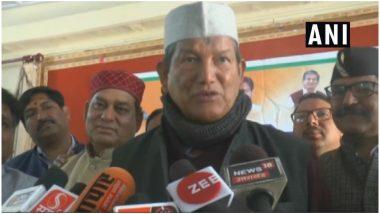 लोकसभा चुनाव: हरीश रावत ने कहा- कांग्रेस सत्ता में आई तो राम मंदिर का निर्माण करेगी