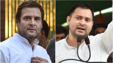 बिहार में इन उम्मीदवारों के जरिए ज्यादा सीटें पाने की कोशिश में कांग्रेस, सीट शेयरिंग पर RJD से आर-पार के मूड में