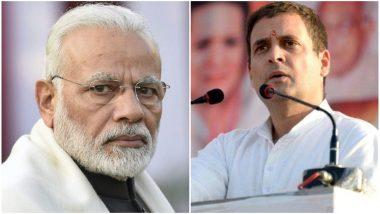 राहुल गांधी ने पीएम मोदी पर साधा निशाना, कहा- किसानों, आदिवासियों और दलितों के अधिकारों को दबा रहे