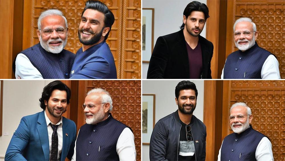 PM नरेंद्र मोदी के 21 दिन के लॉक डाउन के समर्थन में उतरे बॉलीवुड सेलिब्रिटीज, फैंस से की सुरक्षित रहने की अपील